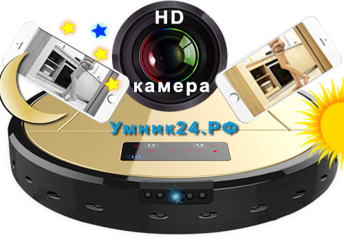 HD Камера, с датчиком движения
